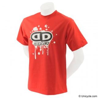 Impact T Shirt Small Red